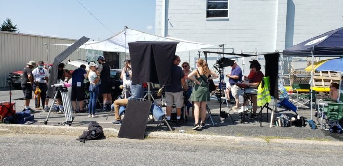 Movie Production in Bethlehem Pennsylvania